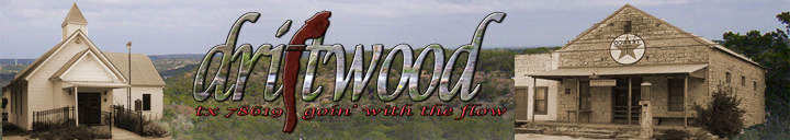 Directory of Driftwood, Texas 78619